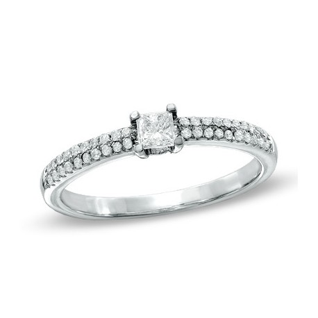princess cut engagement ring cheap product