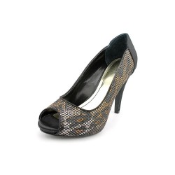 Style & Co Naveah Peep Toe Pumps Heels Shoes