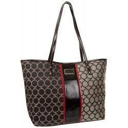 Nine West 9S Jacquard Medium Tote Handbag