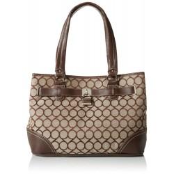 Nine West 9s Jacquard Satchel Handbag