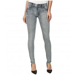 Request 4 Way Stretch Jegging in Light Stone